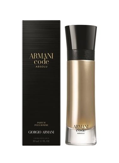 Armani Code Absolu EDP 110 ml Erkek Parfüm Renksiz